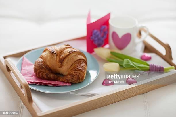 Valentinstag Frühstück/Tee-Sortiment