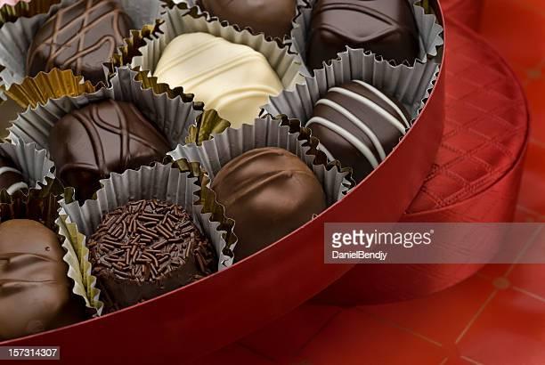 Día de San Valentín de Chocolate