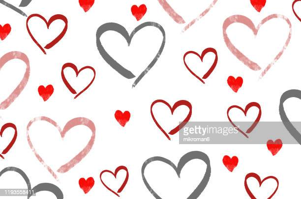 valentine's day, mothers day heart designs - mothers day card stock pictures, royalty-free photos & images