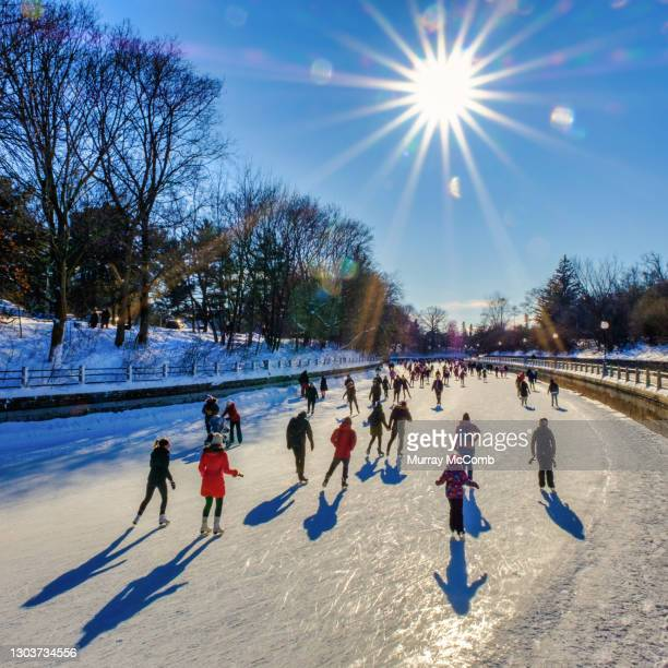 valentine's day skate - murray mccomb stock pictures, royalty-free photos & images