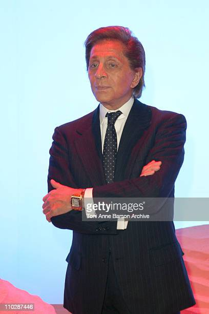 Valentino during Paris Fashion Week - Haute Couture Spring/Summer 2006 - Valentino - Front Row at Ecole Nationale des Beaux Arts in Paris, France.