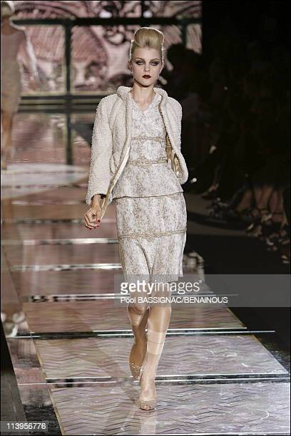 Valentino FallWinter 20062007 Haute Couture show In Paris France On July 05 2006