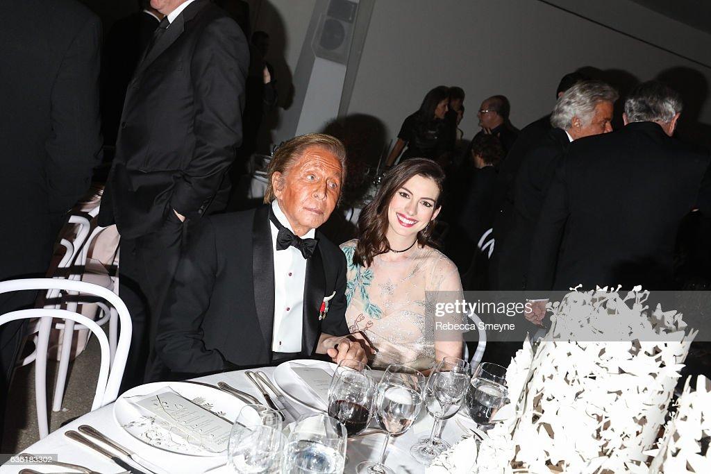 2016 Guggenheim International Gala : News Photo