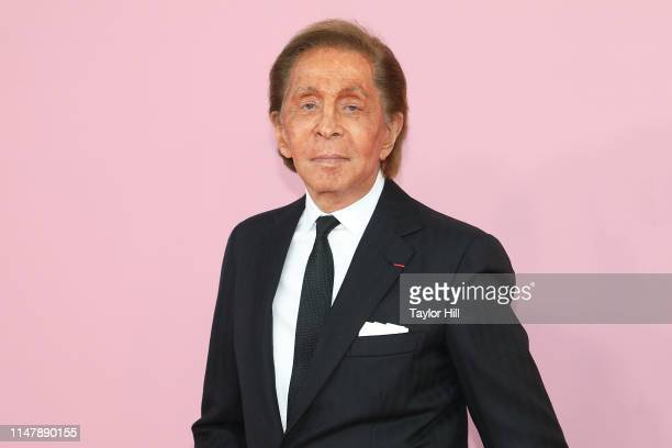 Valentino Garavani attends the 2019 CFDA Fashion Awards at The Brooklyn Museum on June 3 2019 in New York City