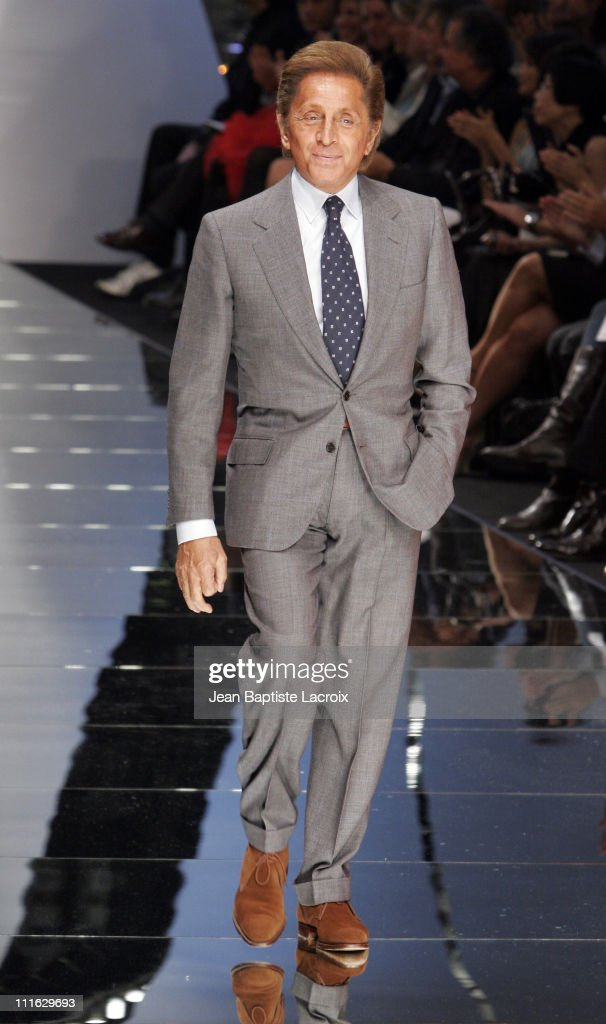 Valentino Garavani Designer During Paris Fashion Week Pret A News Photo Getty Images