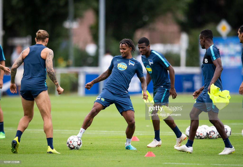 Hertha BSC - Training