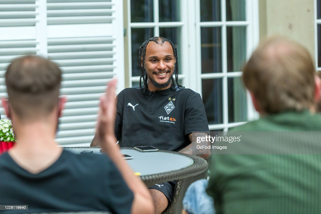 Borussia Moenchengladbach Klosterpforte Training Camp : News Photo