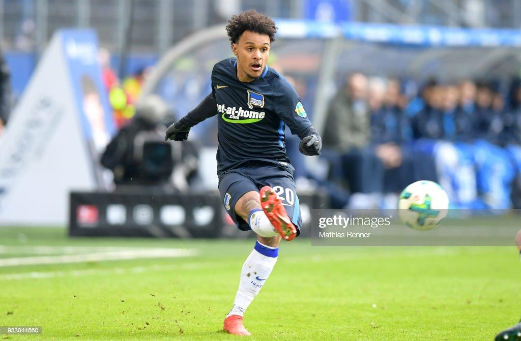 Hamburger SV v Hertha BSC - Bundesliga : Nachrichtenfoto