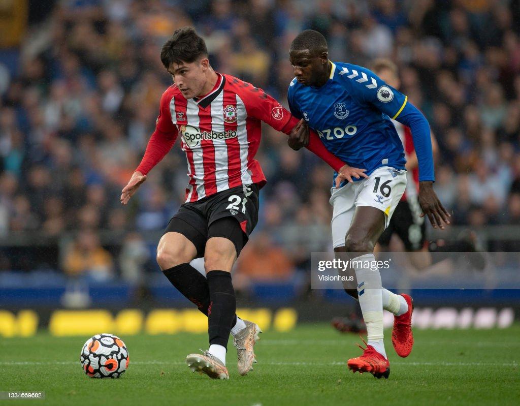 Everton v Southampton - Premier League : News Photo