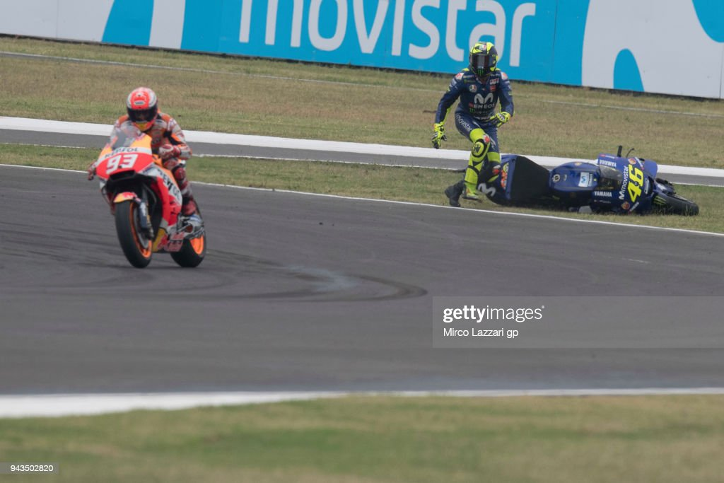 MotoGp of Argentina - Race : News Photo