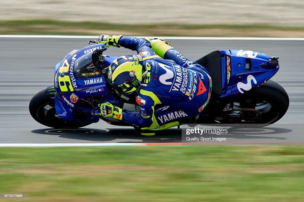 MotoGp of Catalunya - Race : News Photo