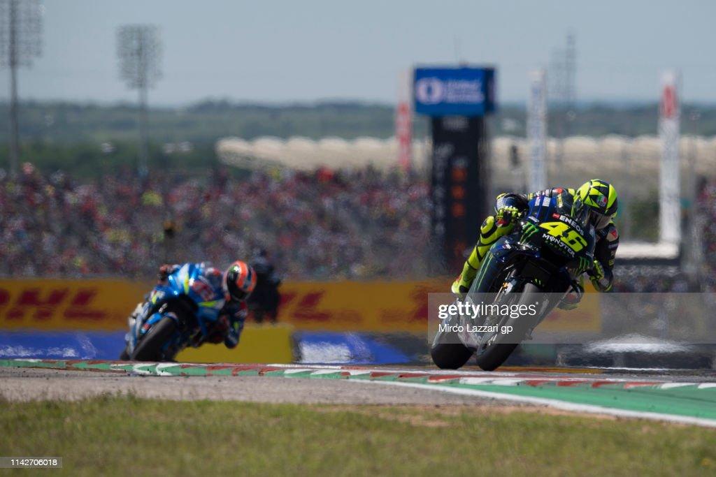 MotoGp Red Bull U.S. Grand Prix of The Americas - Race : News Photo