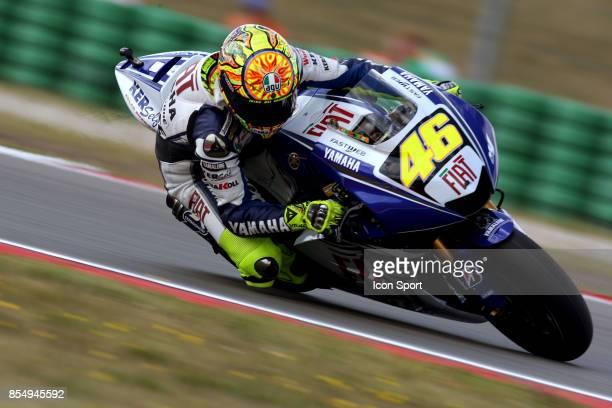 Valentino ROSSI Yamaha Grand Prix des Pays Bas MotGp Assen