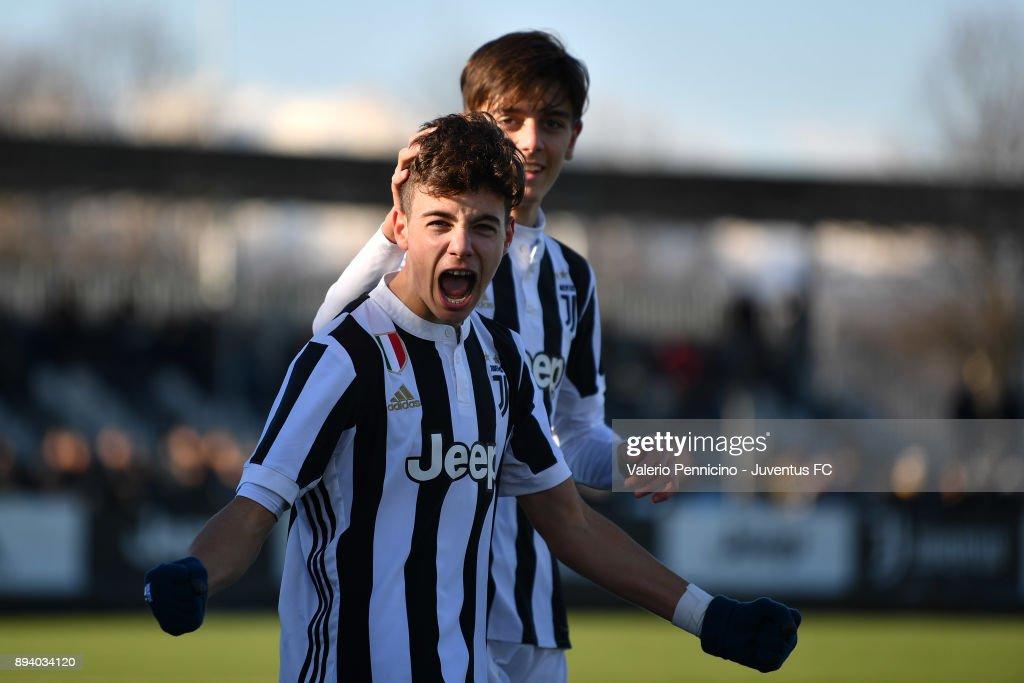Juventus U15 v Torino FC U15