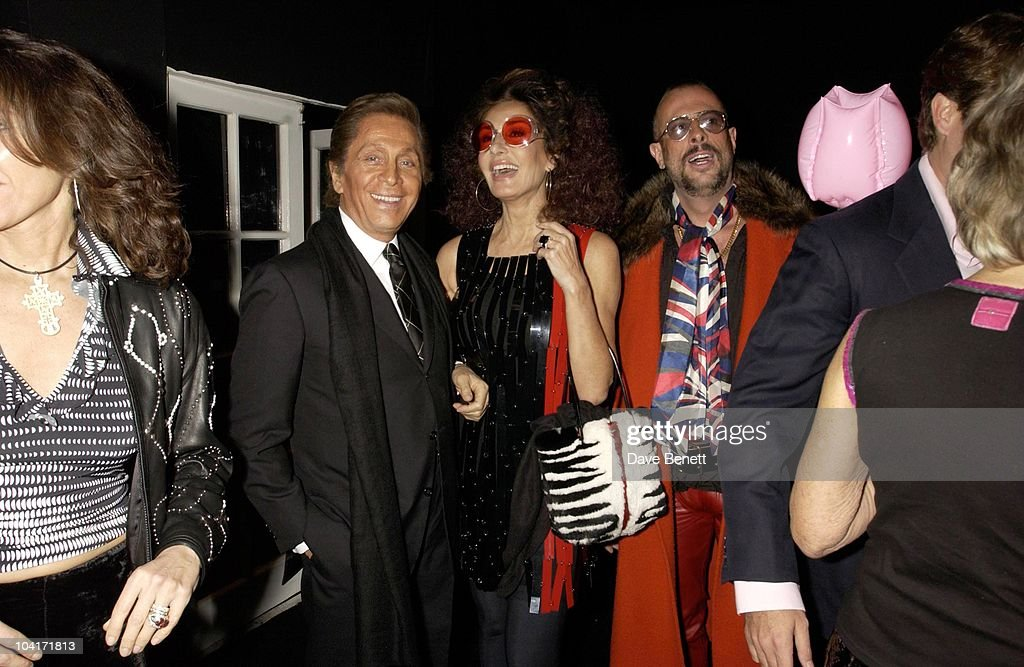 Valentino, Valentino Party, At The Serpentine Gallery, London