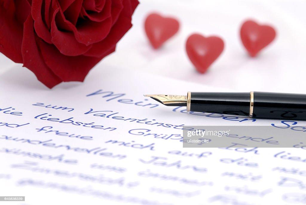 Valentinstag Valentinstage Liebe Valentinstagsgr¸e Valentinstagsgru 14  Vierzehnter Februar Herz Herzen Rote Rotes Liebesgru Liebesgr