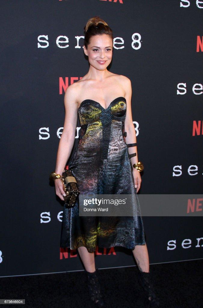 """""""Sense8"""" New York Premiere : Nachrichtenfoto"""