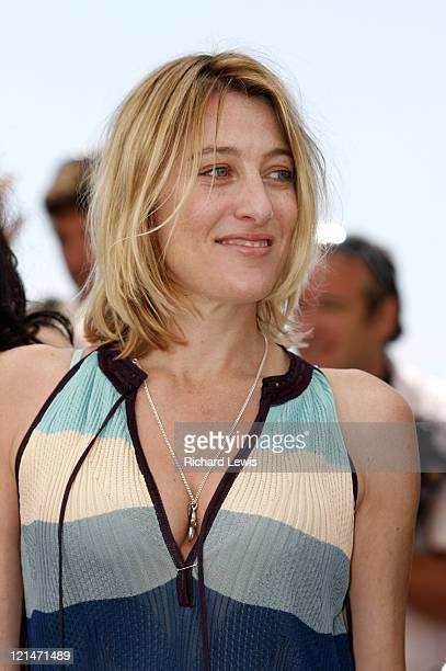 Valeria Bruni Tedeschi during 2007 Cannes Film Festival 'Actrices' Photocall at Palais des Festivals in Cannes France
