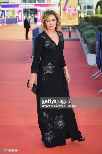 Valeria Golino attends the Award Ceremony during the 45th Deauville American Film Festival on September 14, 2019 in Deauville, France.