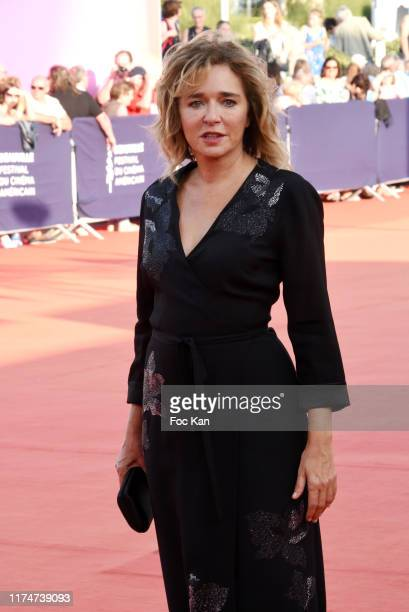 Valeria Golino attends the Award Ceremony during the 45th Deauville American Film Festival on September 14 2019 in Deauville France