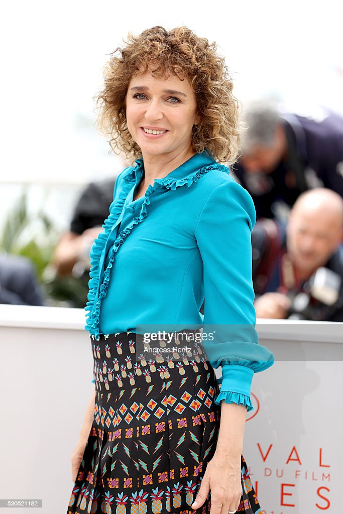 Valeria Golino attends the Jury Photocall during the 69th Annual Cannes Film Festival at the Palais des Festivals on May 11, 2016 in Cannes, France.