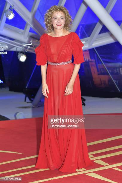 Valeria Golino attends the tribute to Robert De Niro during the 17th Marrakech International Film Festival on December 1 2018 in Marrakech Morocco