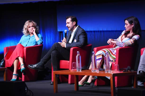 ITA: Fortuna Press Conference - 15th Rome Film Festival 2020