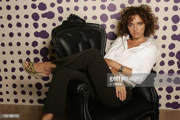 Valeria Golino during 2005 Toronto Film Festival Mario's War Portraits at HP Portrait Studio in Toronto Canada