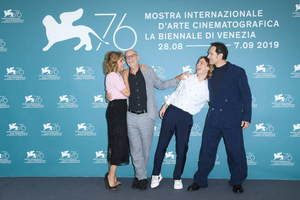 "ITA: ""Tutto il mio folle amore"" (All My Mad Love) Photocall - The 76th Venice Film Festival"