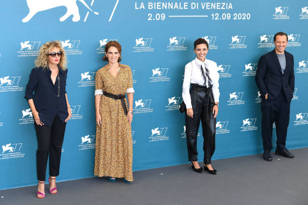 "ITA: ""Lasciami Andare"" Photocall - The 77th Venice Film Festival"