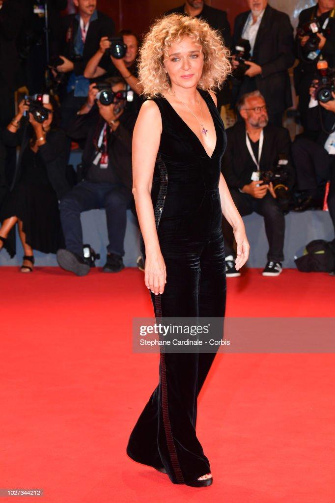ITA: Les Estivants (The Summer House) Red Carpet Arrivals - 75th Venice Film Festival