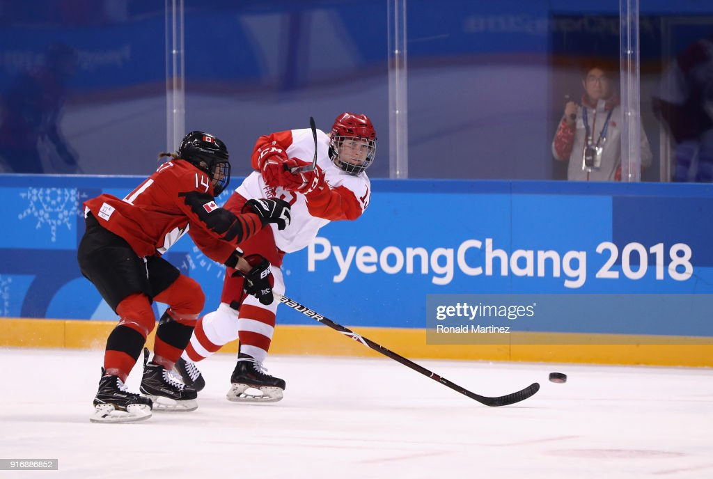 Ice Hockey - Winter Olympics Day 2