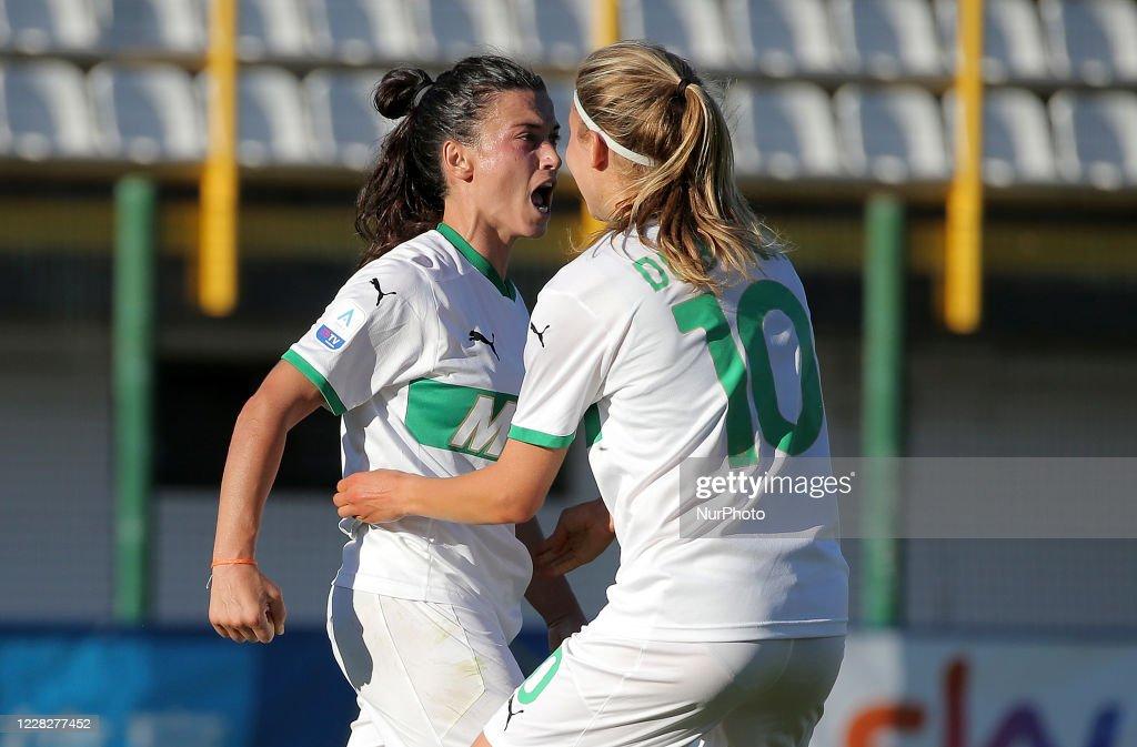 FC Internazionale v US Sassuolo - Women Serie A : News Photo