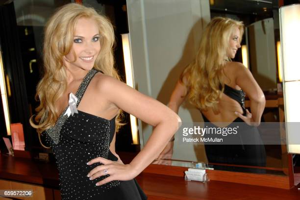 "Valerie Bauer attends Sofia's ""Hair for Health"" Annual Party at the Rodolfo Valentin Salon and Spa on October 11 2009 in New York City"
