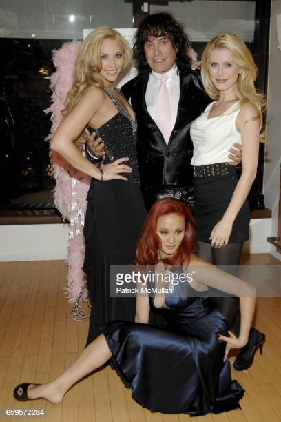 "Valerie Bauer Rodolfo Valentin Serene Aandahl and Mija attend Sofia's ""Hair for Health"" Annual Party at the Rodolfo Valentin Salon and Spa on October..."