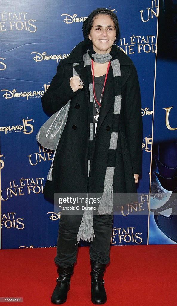 'Enchanted' Disneyland Paris - Premiere : Photo d'actualité