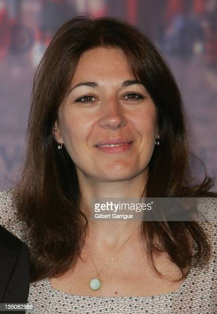 Valerie Benguigui poses at the photocall for La Vie d'Artiste during the 33rd Deauville American Film Festival on september 02 2007 in Deauville...