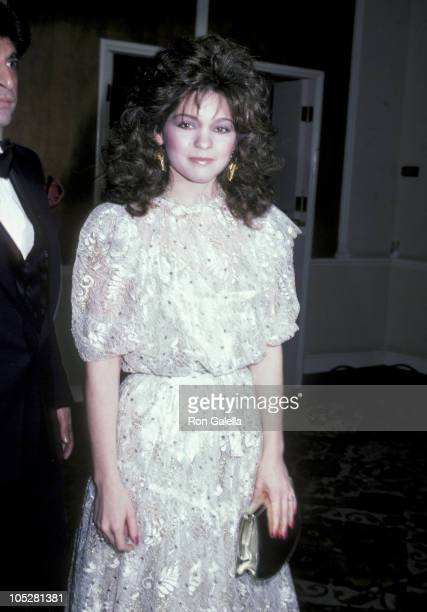 Valerie Bertinelli during 39th Annual Golden Globe Awards at Beverly Hilton Hotel in Beverly Hills California United States