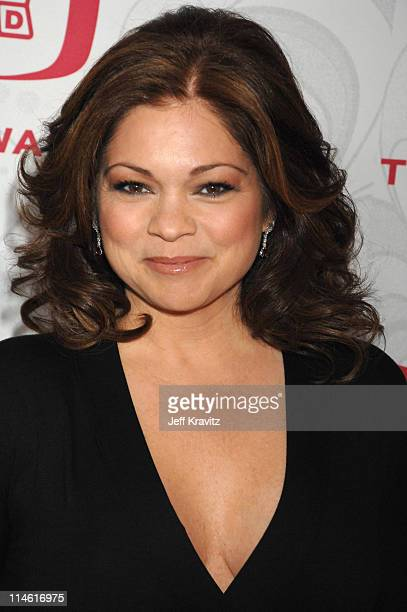 Valerie Bertinelli during 5th Annual TV Land Awards Red Carpet at Barker Hangar in Santa Monica California United States