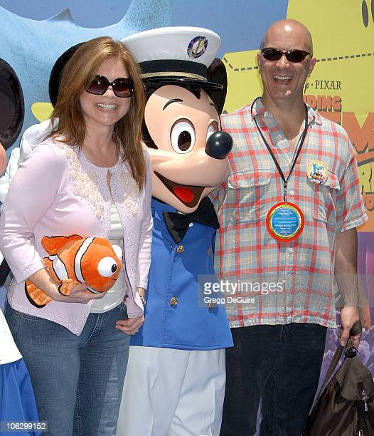 Valerie Bertinelli during Finding Nemo Submarine Voyage Opening Arrivals at Disneyland in Anaheim California United States