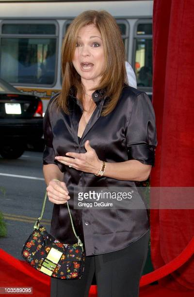 Valerie Bertinelli during Ratatouille Los Angeles Premiere Arrivals at Kodak Theatre in Hollywood California United States