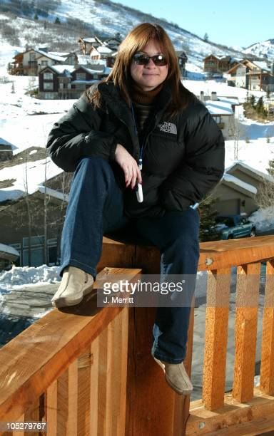 Valerie Bertinelli with The North Face and Hush Puppies