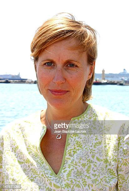 Valerie Boyer during 2004 Cannes Film Festival Various Celebrities in Cannes France