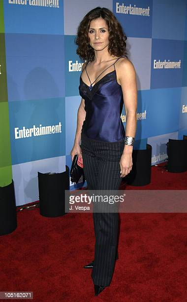 Valerie Cruz during Entertainment Weekly's 1st Annual PreEmmy Party at White Lotus in Los Angeles California United States
