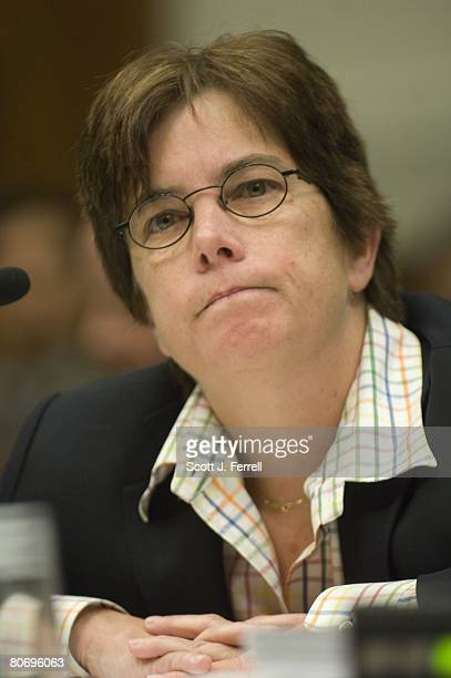 Valerie E Caproni FBI general counsel during the House Judiciary Subcommittee on Constitution Civil Rights and Civil Liberties hearing on the...