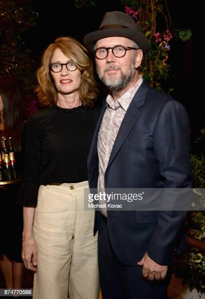 Valerie Faris and Jonathan Dayton at Moet Celebrates The 75th Anniversary of The Golden Globes Award Season at Catch LA on November 15 2017 in West...