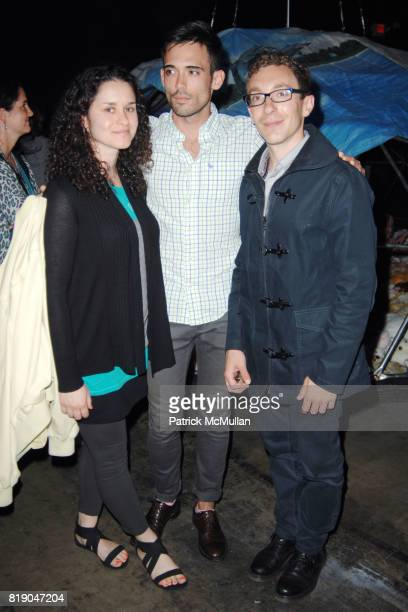 Valerie Green Shawn Nakazawa and Anthony Carfello attend West of Rome Public Art Presents Mike Kelley and Michael Smith A Voyage of Growth and...