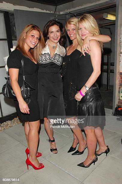 Valerie Greenberg Laura Harring Kristy Bauer and Katia attend HUGO BOSS and INTERVIEW host advance screening of JOE STRUMMER THE FUTURE IS UNWRITTEN...