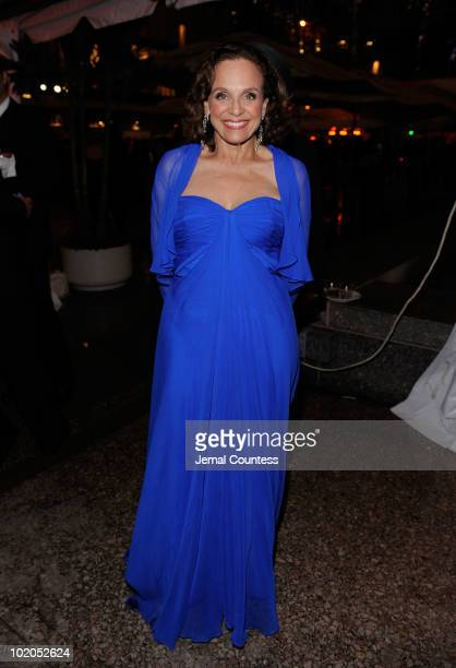 Valerie Harper attends the after party following the 64th Annual Tony Awards at Rockefeller Center on June 13, 2010 in New York City.