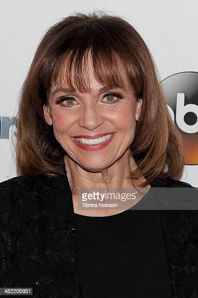 Valerie Harper attends the 'Dancing With The Stars' wrap party at Sofitel Hotel on November 26, 2013 in Los Angeles, California.